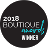The Boutique Awards Winner - 2018