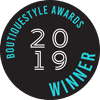 The Boutique Awards Winner - 2019
