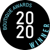 The Boutique Awards Winner - 2020