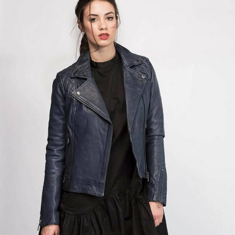 Leather Jacket from Shop September | The Boutique Hub