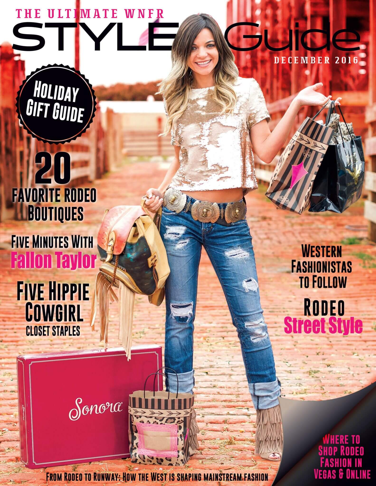 Ultimate WNFR Western Fashion Style Guide | The Boutique Hub