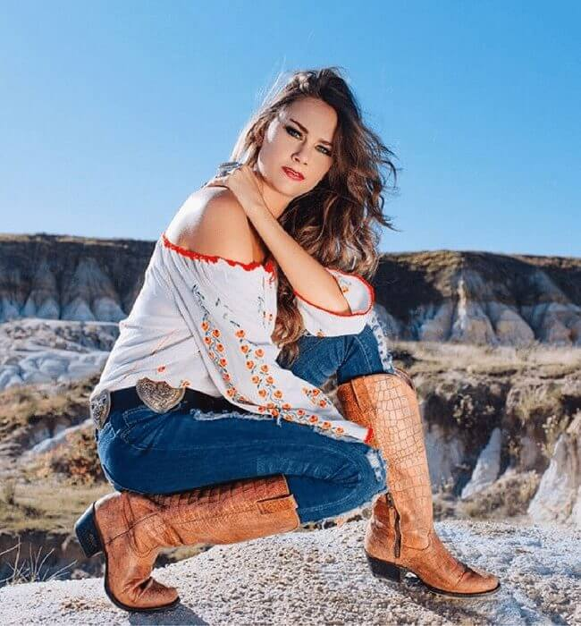 Miss Macie Boots | The Boutique Hub