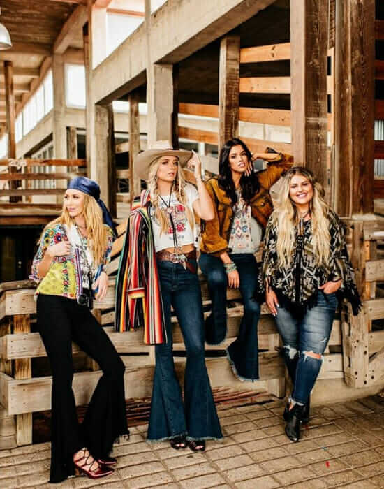 Tin Rose Boutique | Western Runway