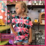 Glitter and Glam Boutique Kids Aztec Knot Tee