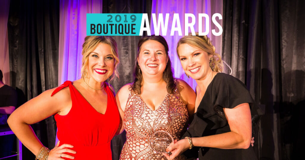 AVE YOU VOTED IN THE 2019 BOUTIQUE AWARDS YET?