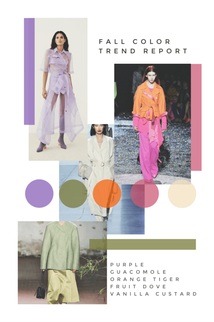 Fall Color Trend Report