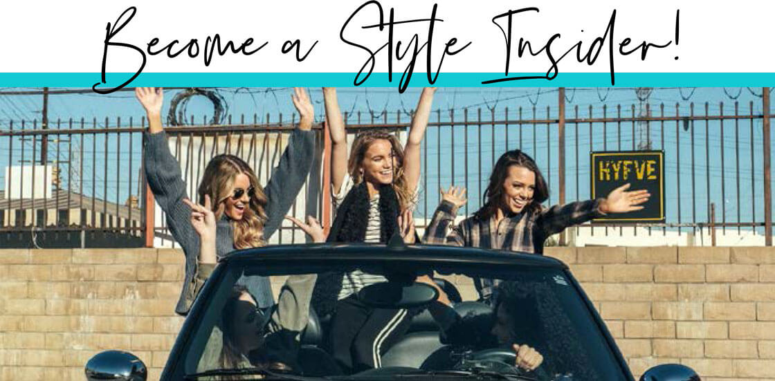 Become a Style Insider!