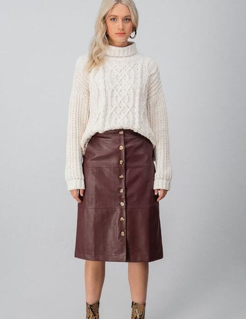 On Trend - Leather