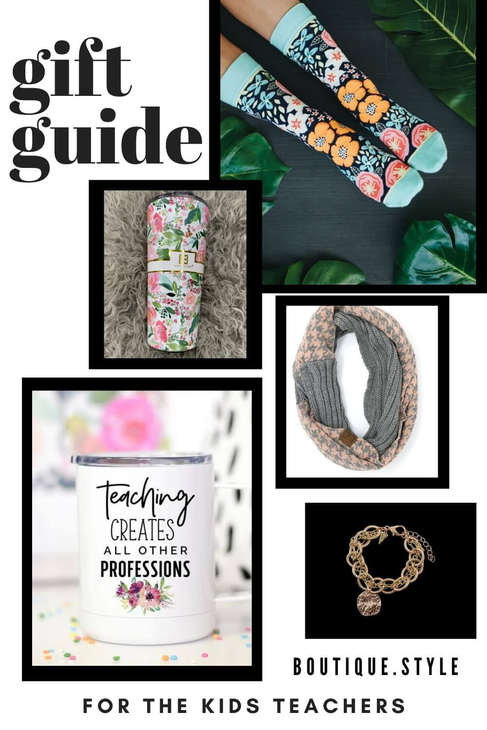 Gift Guide: Gifts for The Kid's Teacher