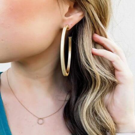 GABRIELLE'S BILOXI || The Jessica Earrings $18.00