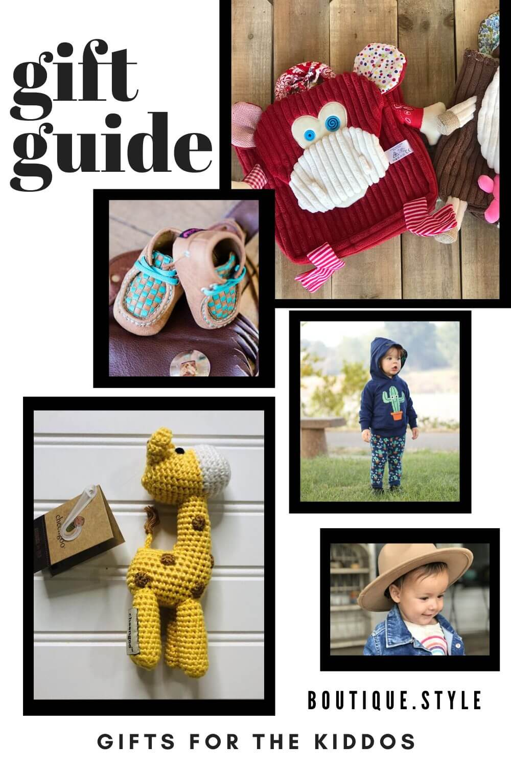Gift Guide for The Kiddos