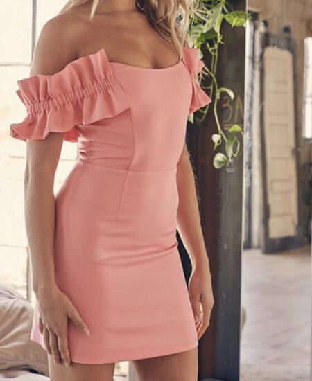 Amour Boutique || DARE TO DREAM - PINK DRESS $48.00