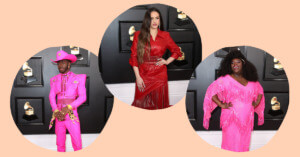 Western Took over the Grammy Red Carpet | Boutique Style