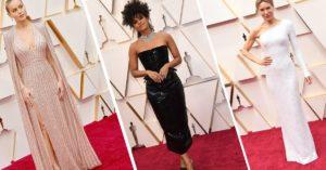 Oscars Fashion Round-Up