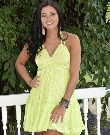 Lace and Grace Boutique || Adorably Yours Dress - Lime Green $24.00