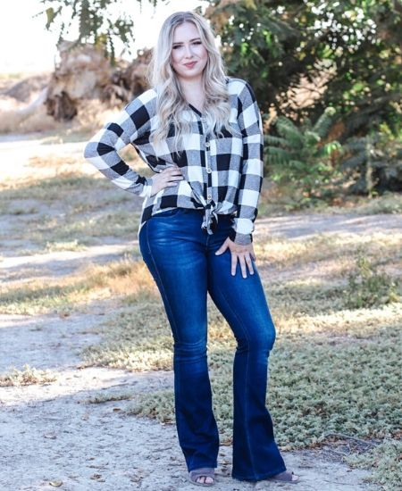 OH MY FLARE JEANS