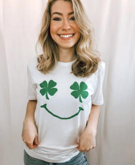 39 Mine Boutique || Smiley Patty $24.95