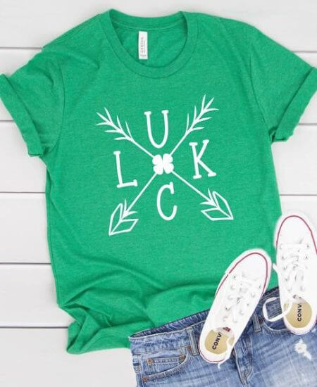 Sokal Trending || Lucky Shot Graphic Tee $26.95