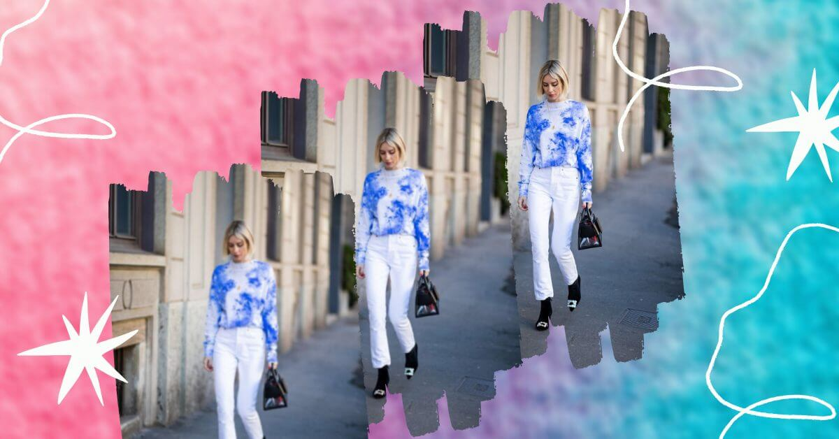The Easiest Trend to Pull Off: Tie-Dye