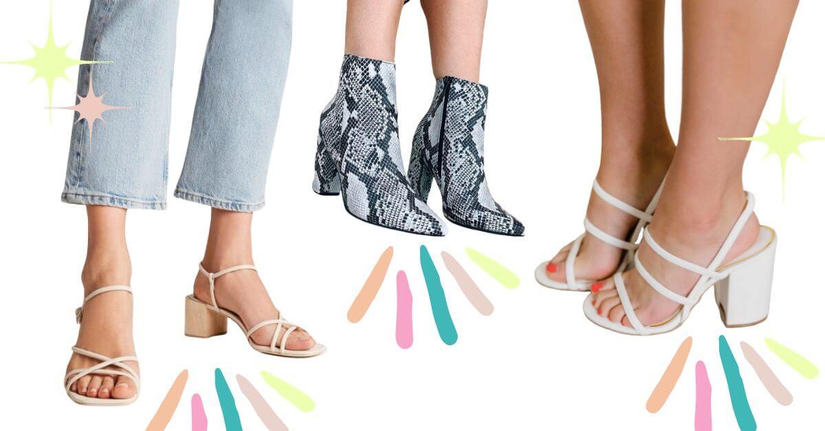 2020 Spring Shoe Trends