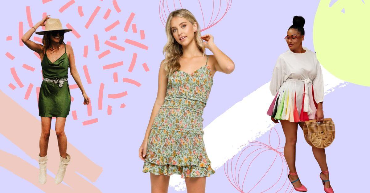 Top 3 Summer Dress Trends