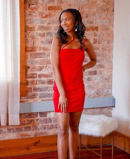 PEACHY KEEN THREADS LLC    The Holy Smokes Dress, Red $32.95
