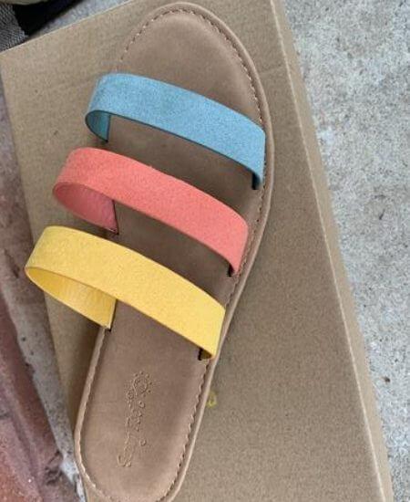 Lena Jane Clothing Co || Sunny Days Sandals CCOCCI $20.00