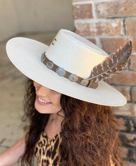 Gypsy Waltz || The Sierra Desert Charlie 1 Horse Hat $139.95