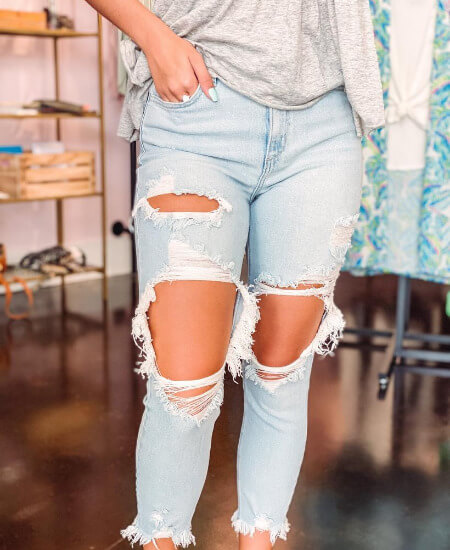 Southern Crush Boutique    MISS AMERICA JEANS $49.99