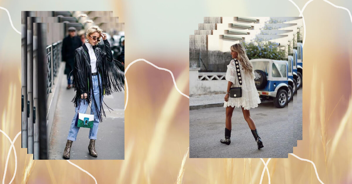 How to Wear the Western Trend Now