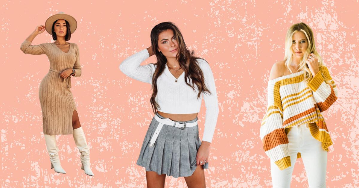 Trending: Knitwear