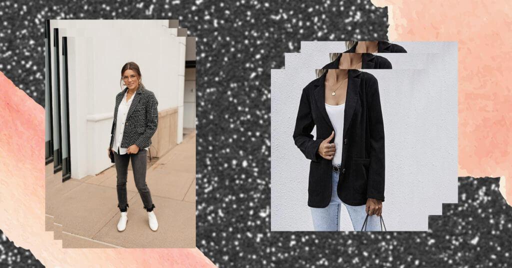 4 Ways to Style a Blazer
