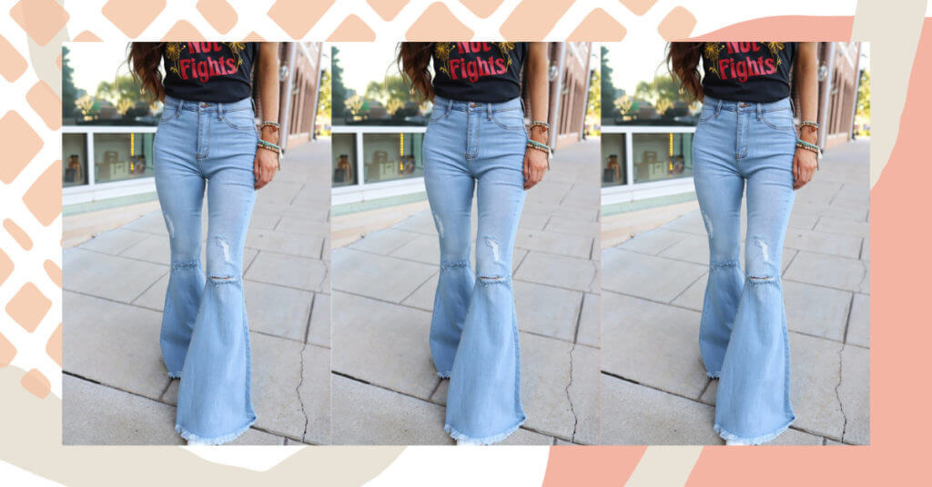 Flattering Flare Jeans You'll Love