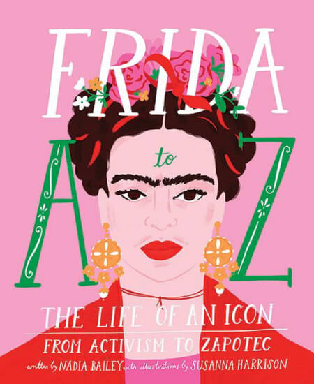 Twig & Willow || PENGUIN RANDOM HOUSE - FRIDA A TO Z $14.95