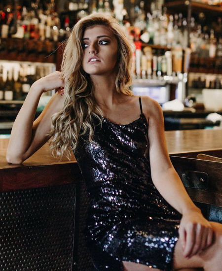 Alma Boutique || Own the Night Sequin Dress $49.00
