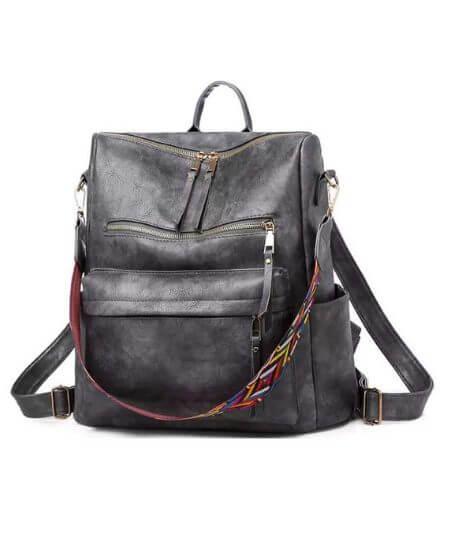 TwoTwentyTwo || Josie Guitar Strap Backpack $59.00