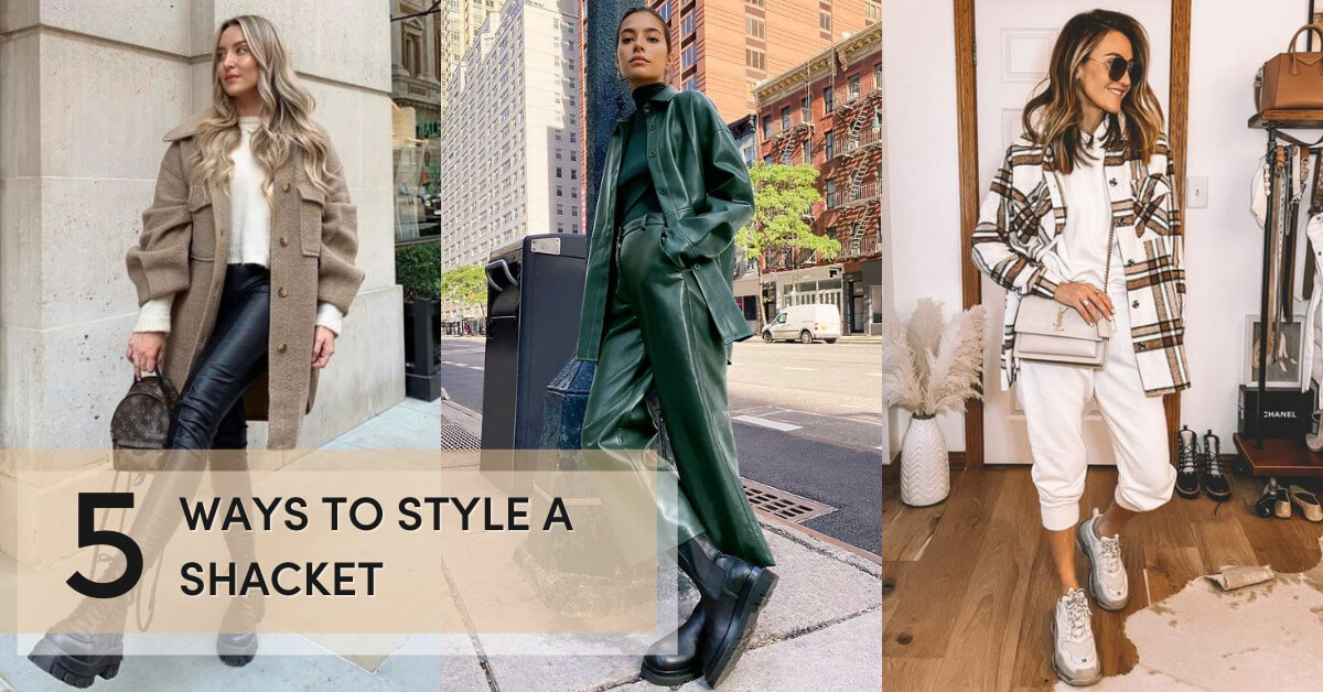 5 Ways to Style a Shaket | The Boutique Hub