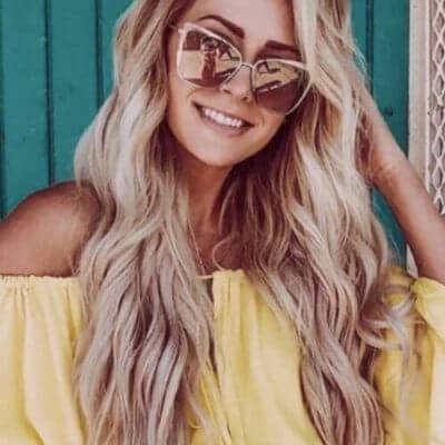 Yellow House Market || Becky- Gold - DIFF Charitable Eyewear $85.00