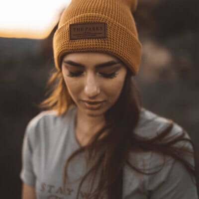 Red Lotus Boutique || The Parks Official Beanie $34.00