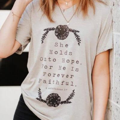 Jennessee Jaynes || FOREVER Faithful $27.00