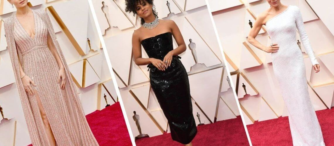 Oscars Fashion Round-Up