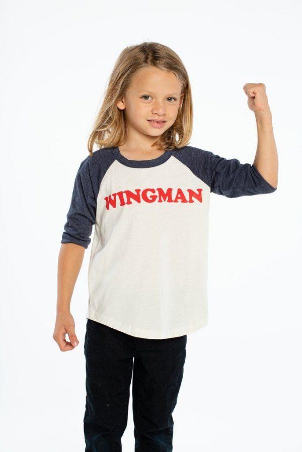 Little To Big Clothing Wingman Tee Shirt